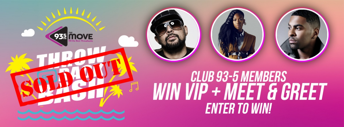 Win vip tickets meet greet to 93 5 the moves throwback bash win vip tickets meet greet to 93 5 the moves throwback bash m4hsunfo Gallery